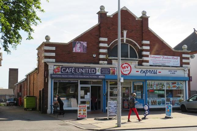 Commercial property for sale in Oswald Road, Scunthorpe, North Lincolnshire
