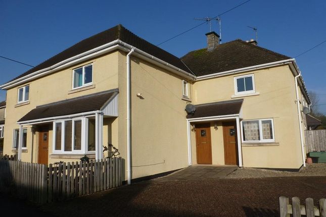 Thumbnail Flat to rent in Dickens Avenue, Corsham