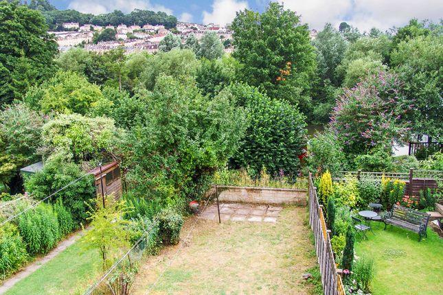 Rear Garden of Rockliffe Road, Bathwick, Central Bath BA2