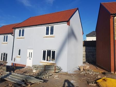 Thumbnail End terrace house for sale in Plot 67, Dukes Way, Axminster