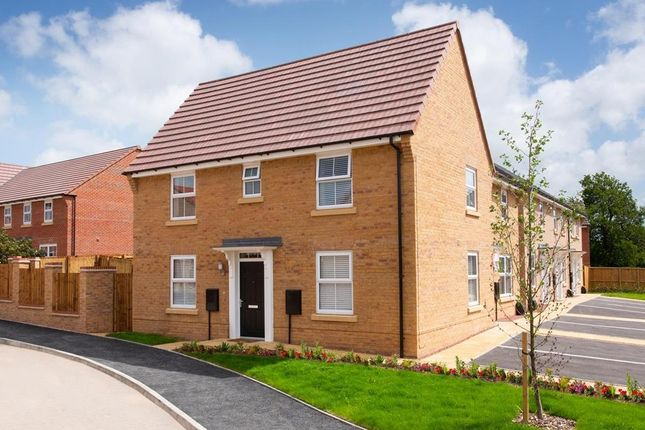 "Thumbnail Semi-detached house for sale in ""Hadley"" at Shipton Road, Skelton, York"