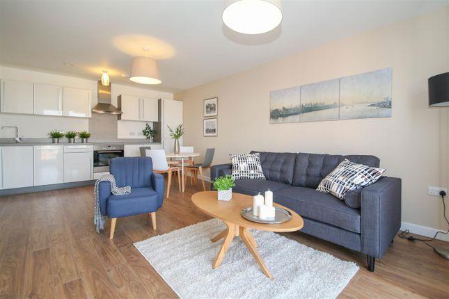 Thumbnail Flat to rent in Alto, Sillivan Way, Salford
