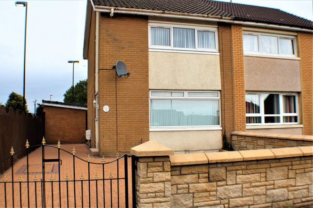 Thumbnail Semi-detached house for sale in Archerhill Road, Glasgow