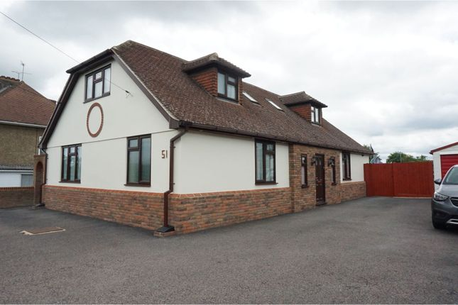 Thumbnail Detached house for sale in Hollywood Lane, Rochester
