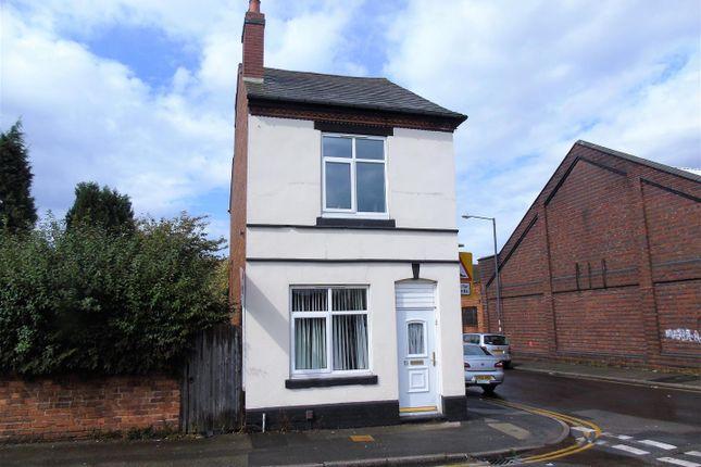 Thumbnail Detached house for sale in Whitton Street, Darlaston, Wednesbury