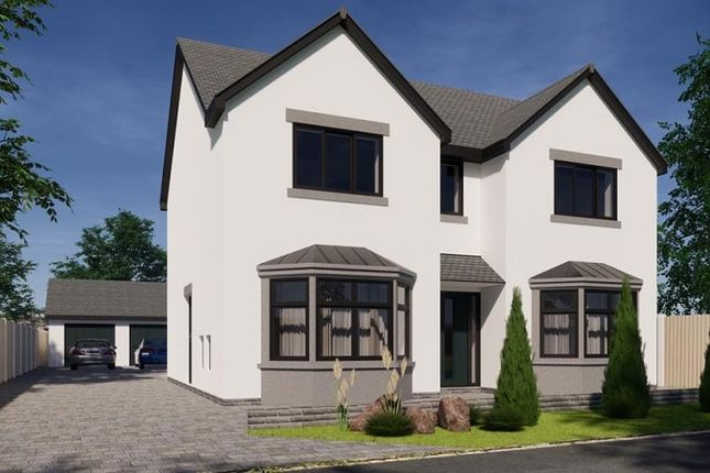 Thumbnail Detached house for sale in Bryn Road, Loughor, Swansea, City And County Of Swansea.