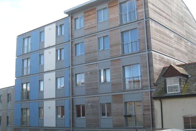 Thumbnail Flat to rent in North Street, Lipson, Plymouth, Devon
