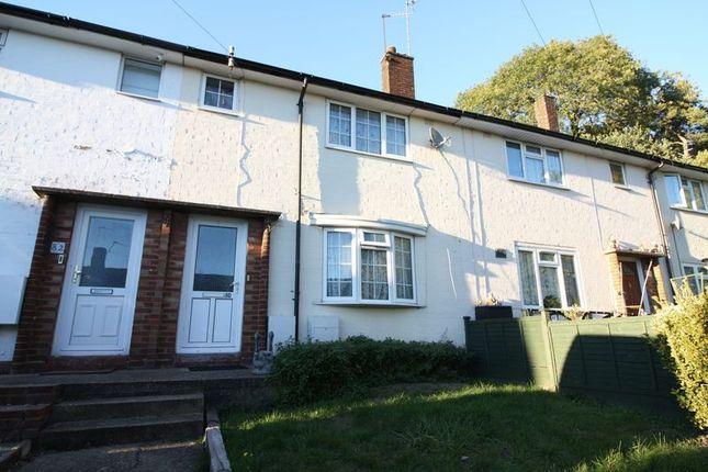 Thumbnail Terraced house to rent in Chambersbury Lane, Hemel Hempstead