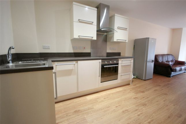Kitchen of Crecy Court, 10 Lower Lee Street, Leicester LE1