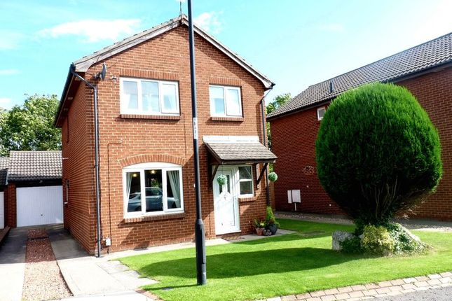 Thumbnail Detached house for sale in Melbury, Red House Farm, Whitley Bay