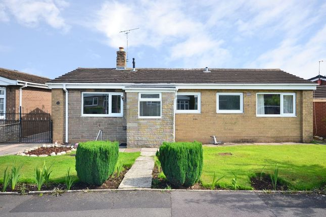 Thumbnail Bungalow for sale in Stranraer Close, Weston Coyney
