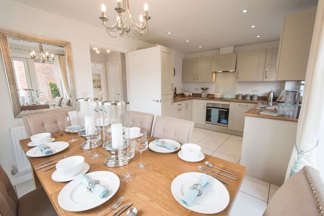 """4 bed property for sale in """"The Heather"""" at Arnold Lane, Gedling, Nottingham NG4"""