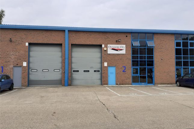 Thumbnail Warehouse to let in Unit 2 Sun Valley Business Park, Winnall Close, Winchester, Hampshire