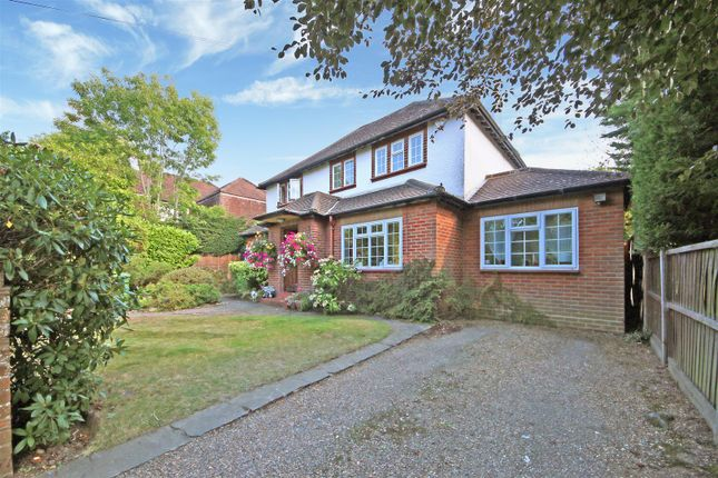 Thumbnail Detached house for sale in Christchurch Crescent, Radlett