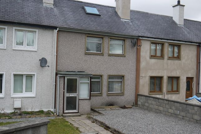 Thumbnail Terraced house to rent in Braehead Terrace, Dufftown, Moray