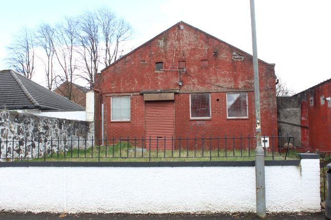 Thumbnail Commercial property for sale in Queen Street, Renfrew