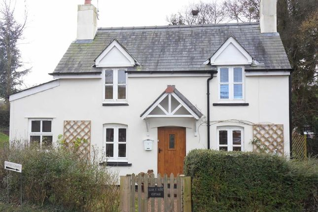 Thumbnail Detached house for sale in Llangwm, Usk