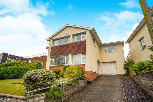 Thumbnail Detached house for sale in Danygraig Crescent, Talbot Green, Pontyclun