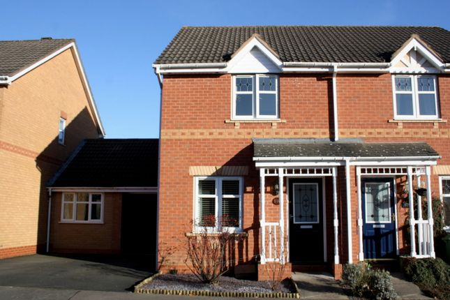 Thumbnail Link-detached house to rent in Appletree Lane, Brockhill, Redditch