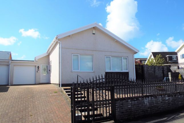 Thumbnail Detached bungalow for sale in 149 Pennard Drive, Pennard, Swansea