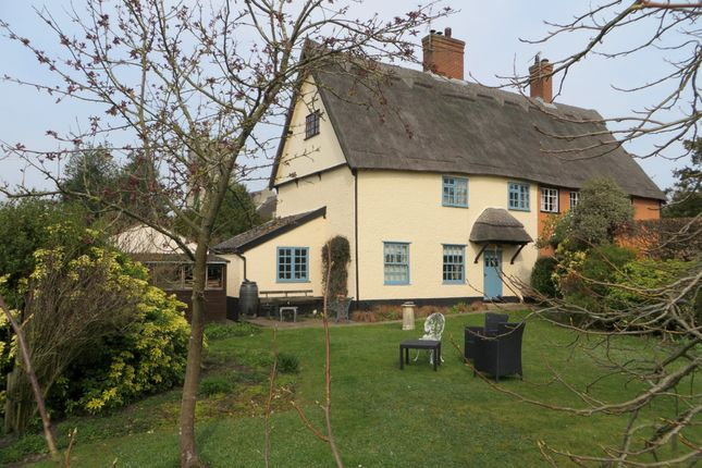 Thumbnail Cottage for sale in Chediston, Halesworth
