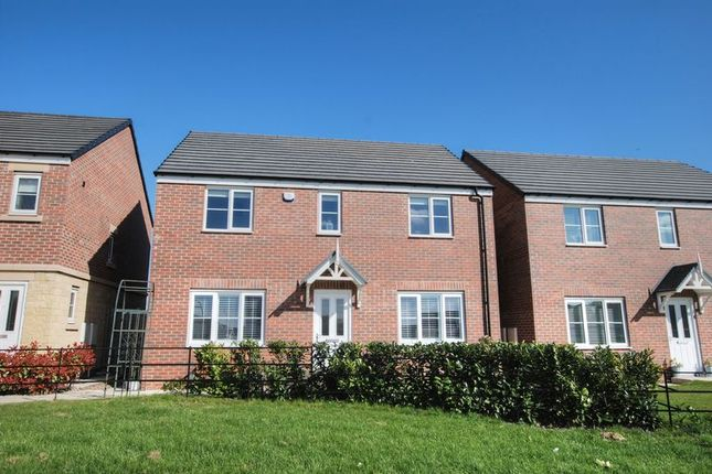 Thumbnail Detached house for sale in Cornwall Way, South Shore, Blyth