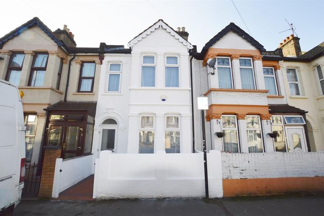 Thumbnail Terraced house for sale in Katherine Road, East Ham, London