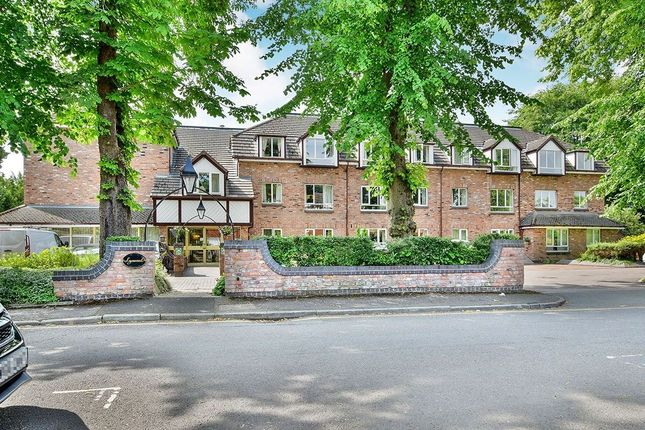 Thumbnail 1 bed flat for sale in Victoria Road, Wilmslow