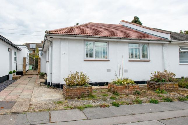 2 bed semi-detached bungalow for sale in Cottage Avenue, Bromley BR2