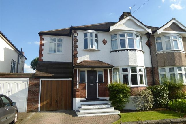 Thumbnail Semi-detached house for sale in Devonshire Way, Shirley, Surrey