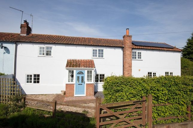 Thumbnail Link-detached house for sale in Church Lane, Stanfield, Dereham
