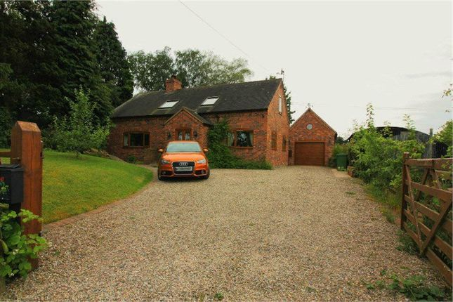 Thumbnail Detached bungalow for sale in -, Chorley, Bridgnorth, Shropshire