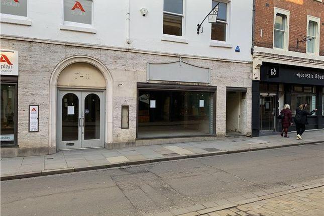 Thumbnail Retail premises to let in High Street, Shrewsbury