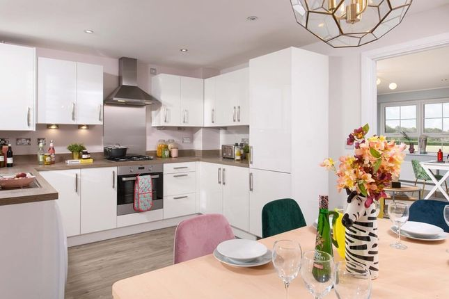 """Thumbnail End terrace house for sale in """"Maidstone"""" at Wallis Grove, Harworth, Doncaster"""