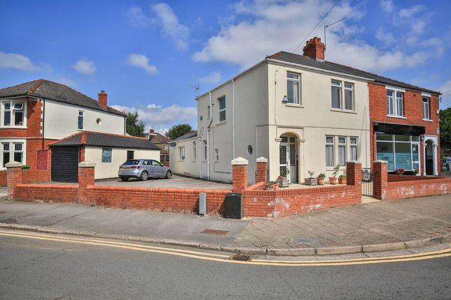 Thumbnail Semi-detached house for sale in Rhydhelig Avenue, Heath, Cardiff