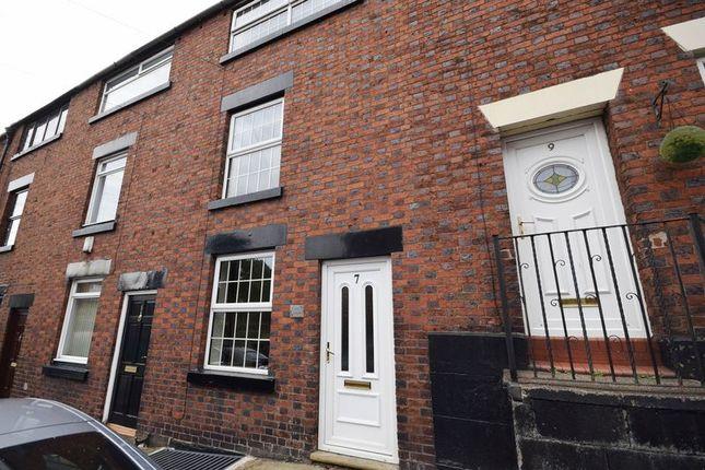 Thumbnail Mews house for sale in King Street, Leek