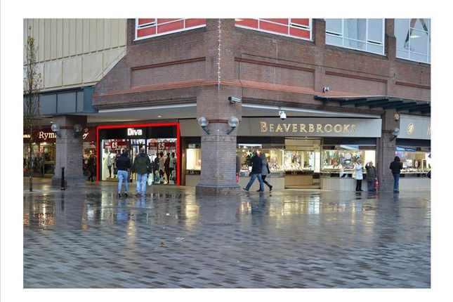 Retail premises to let in 66 Houghton Street, St John's Shopping Centre, Liverpool, Merseyside