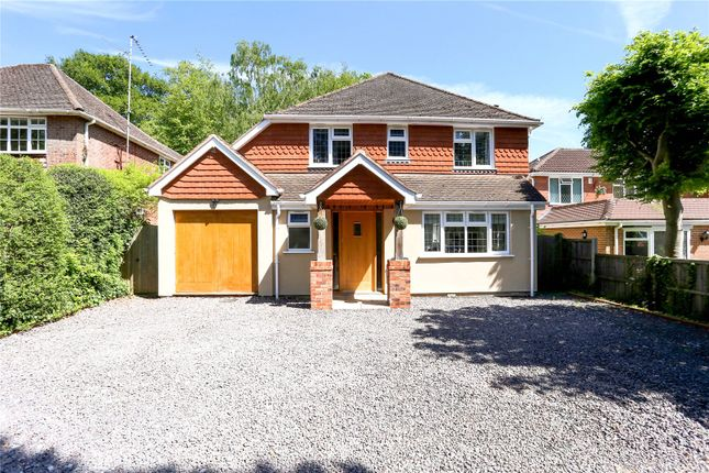 Thumbnail Detached house for sale in Avenue Road, Farnborough, Hampshire