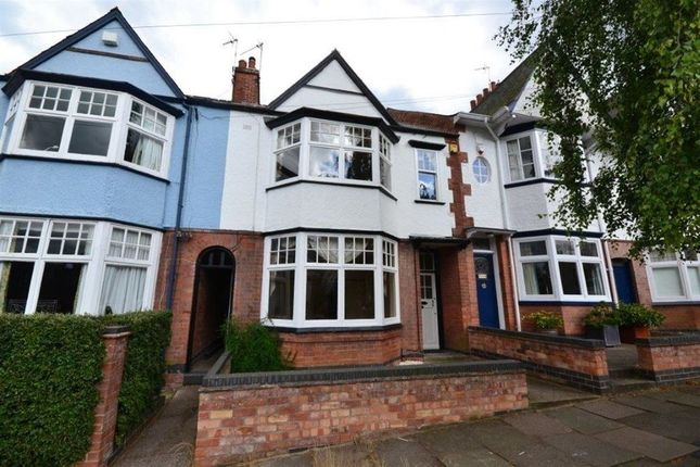Thumbnail Terraced house to rent in Dovedale Road, Stoneygate, Leicester