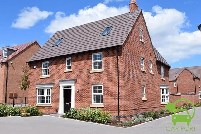 """Thumbnail Detached house for sale in """"Moorecroft"""" at Orton Road, Warwick"""