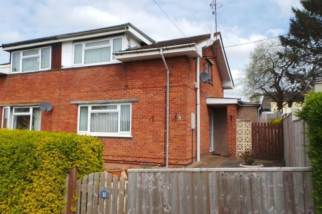 Thumbnail Semi-detached house to rent in Albert Road, Cinderford