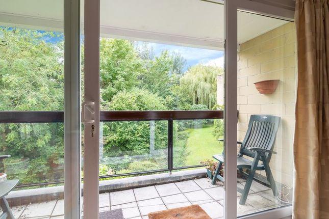 Balcony of Pitman Court, Gloucester Road, Bath BA1
