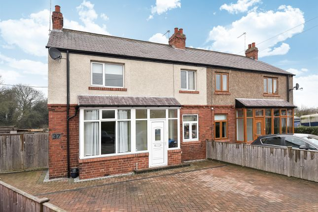 Thumbnail Semi-detached house for sale in Wharfedale Crescent, Tadcaster, North Yorkshire