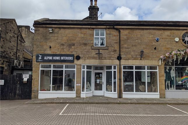 Thumbnail Retail premises to let in Crescent Court, Brook Street, Ilkley, West Yorkshire