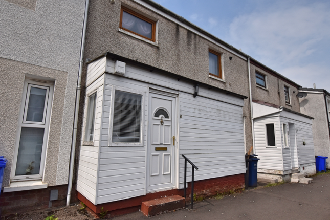 Thumbnail Terraced house for sale in 93 Methil Road, Port Glasgow