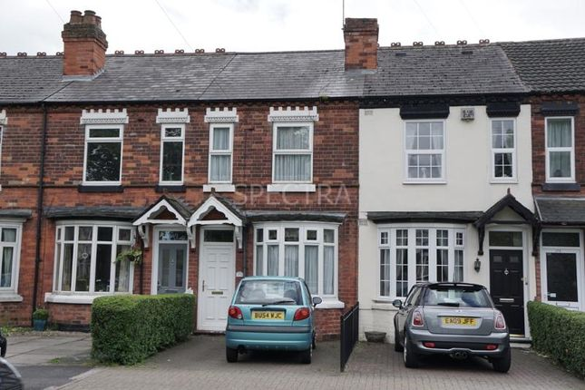 Thumbnail Terraced house to rent in Cartland Road, Stirchley, Birmingham