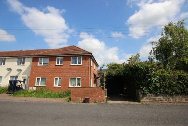 Thumbnail Flat to rent in Horsecastle Farm Road, Yatton, Bristol