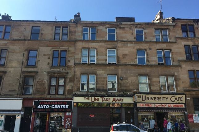 Thumbnail Flat to rent in Sunlight Cottages, Dumbarton Road, Glasgow