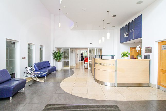 Thumbnail 2 bed flat to rent in Dartmouth House, Seven Kings Way, Kingston Upon Thames, Surrey
