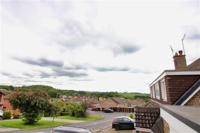 Views of Finch Rise, Aston, Sheffield S26